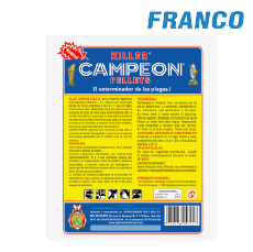 BC PRODUCTS CAMPEON VENENO / HORMIGAS X 30 GR