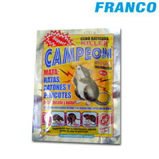 BC PRODUCTS CAMPEON CEBO RATA X 40GR