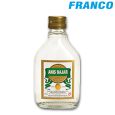 ANIS NAJAR SECO ESPECIAL X125ML BOT