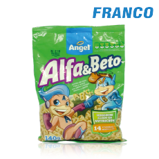 ANGEL ALFA & BETO CEREAL X140GR