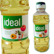 IDEAL ACEITE NATURAL X 250ML***