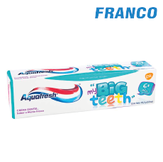 AQUAFRESH MY BIG TEETH X 110.5G