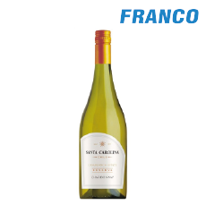 SANTA CAROLINA CHARDONNAY VINOBT  750.00 ML
