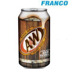 AW ROOT BEER X355 ML LATA