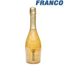 GOLD FUSION FORTUNE VINO ESPUMOSO X750ML