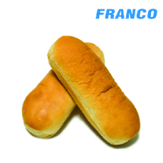 FRANCO PAN HOT DOG X 6 UND BL