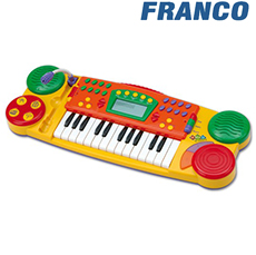 DRUM KEYBOARD TECLADO MUSICAL X UND