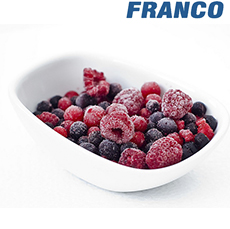 B. DEL PERU MIX DE BERRIES CONGELADO X 500 GR